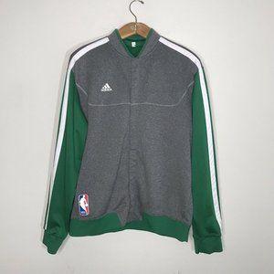 adidas NBA Team Basketball Jacket Snap Front 2XL